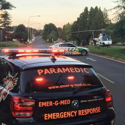 Emer-G-Med Response Vehicle