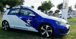 Gauteng Traffic Police GTI