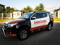 Emer-G-Med Trailblazer