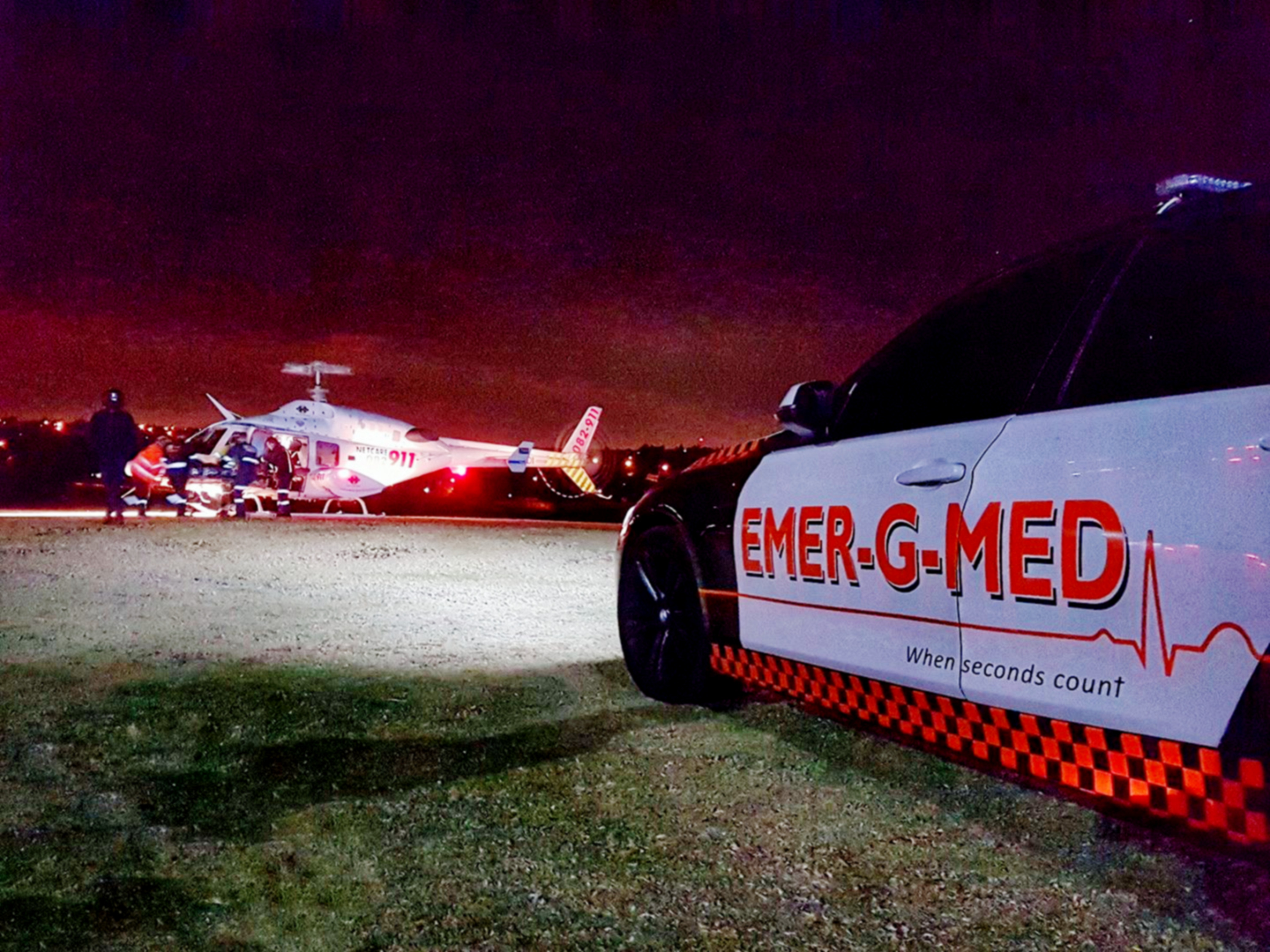 Emer-G-Med & Netcare 911 Air Ambulance