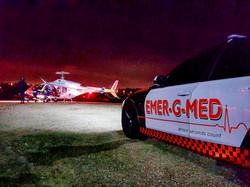 Emer-G-Med & Netcare 911 Air Ambulance