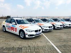 Netcare 911 BMW 3 Series Fleet