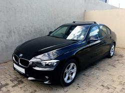 Unmarked BMW 3-Series