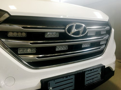 Medical Hyundai Grill Lights OFF