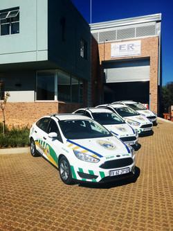 Tshwane Metro Police Department