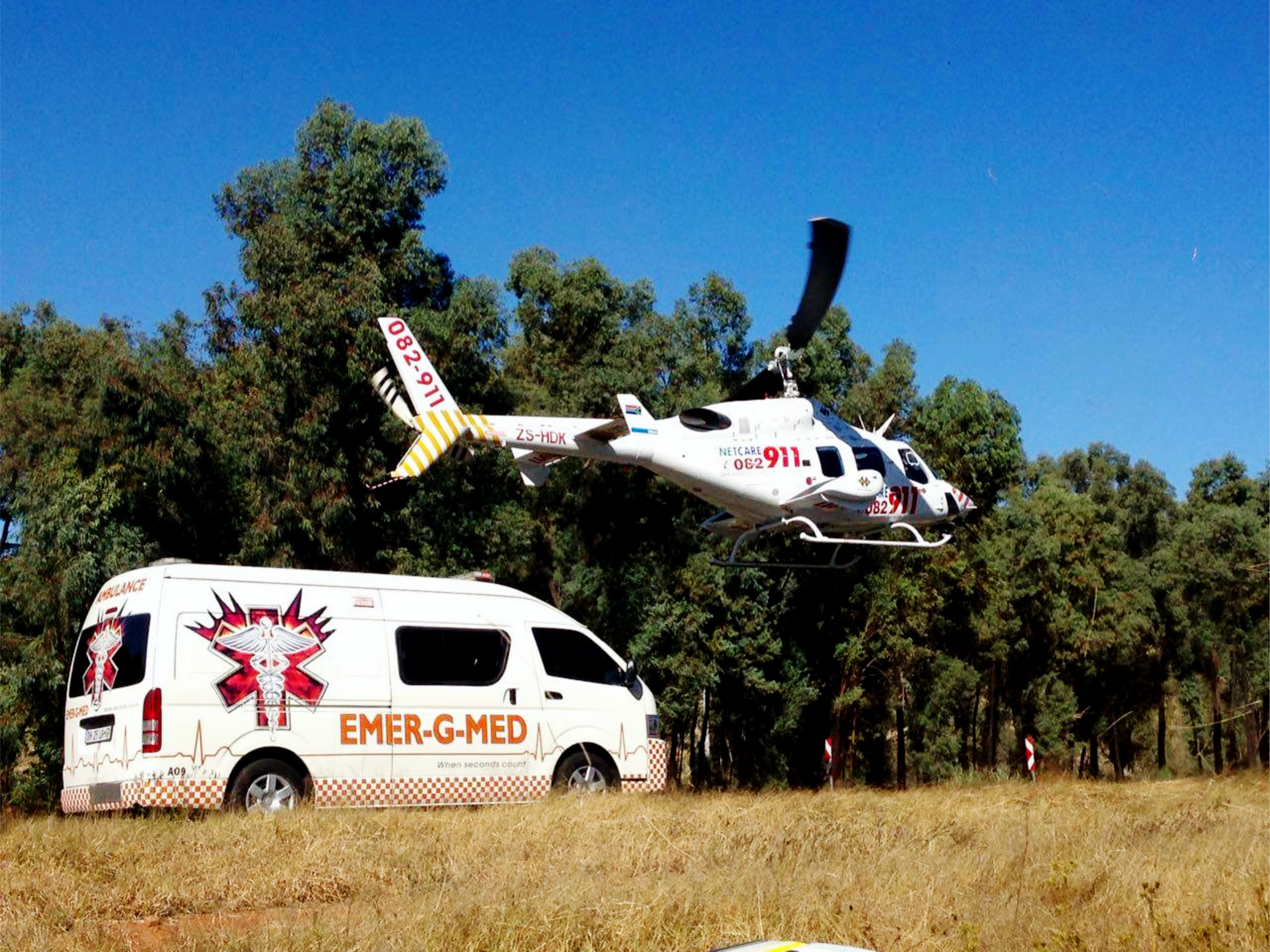 Netcare 911 Air Ambulance