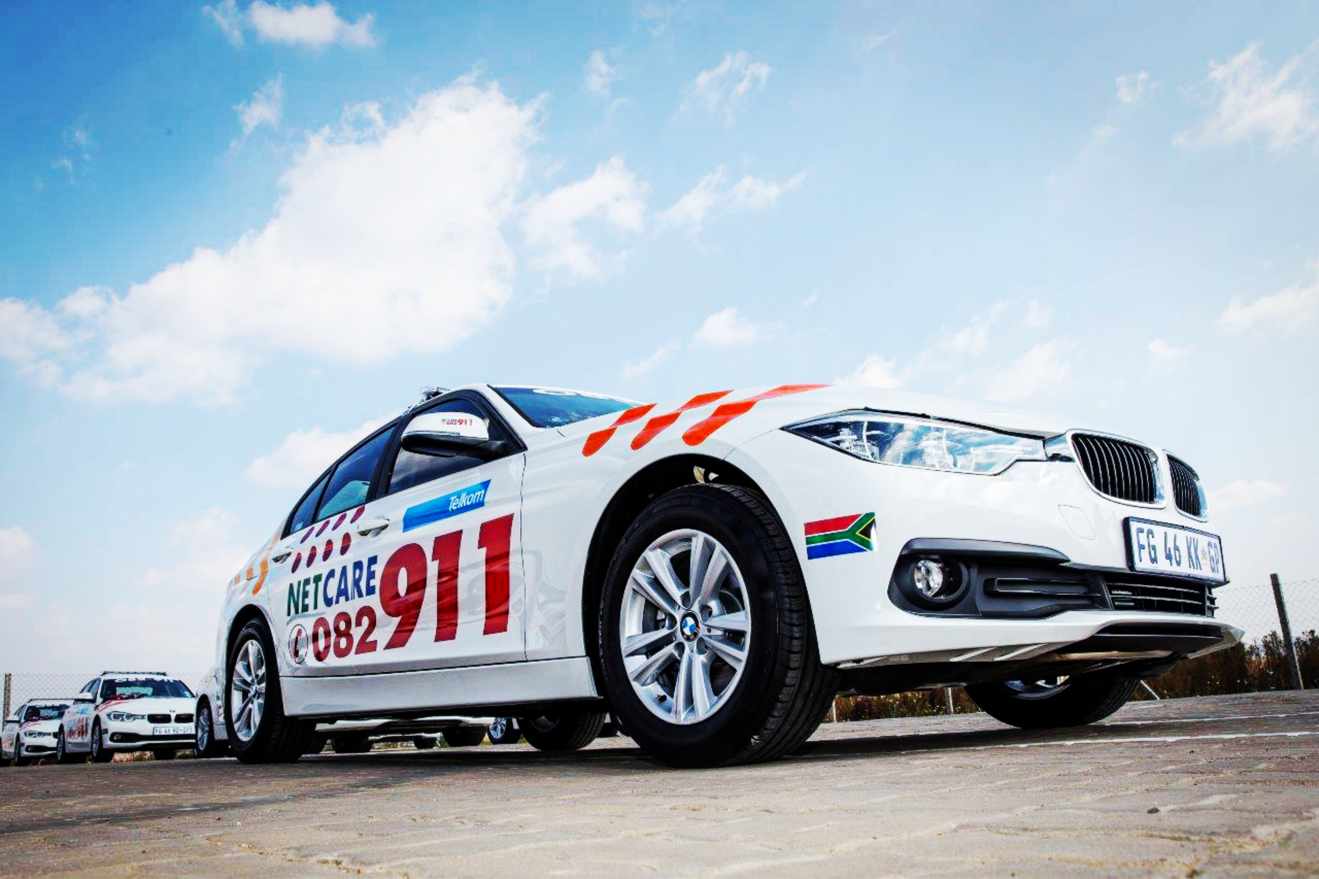 Netcare 911 BMW 3 Series