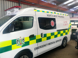 North-West Province EMS