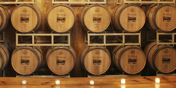 Westbend's Modern Barrel Room