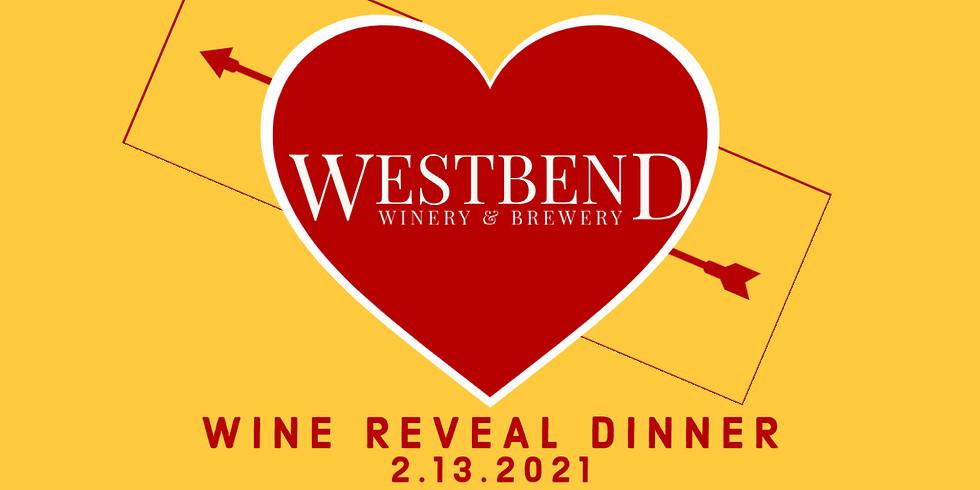 Westbend Wine Reveal Dinner