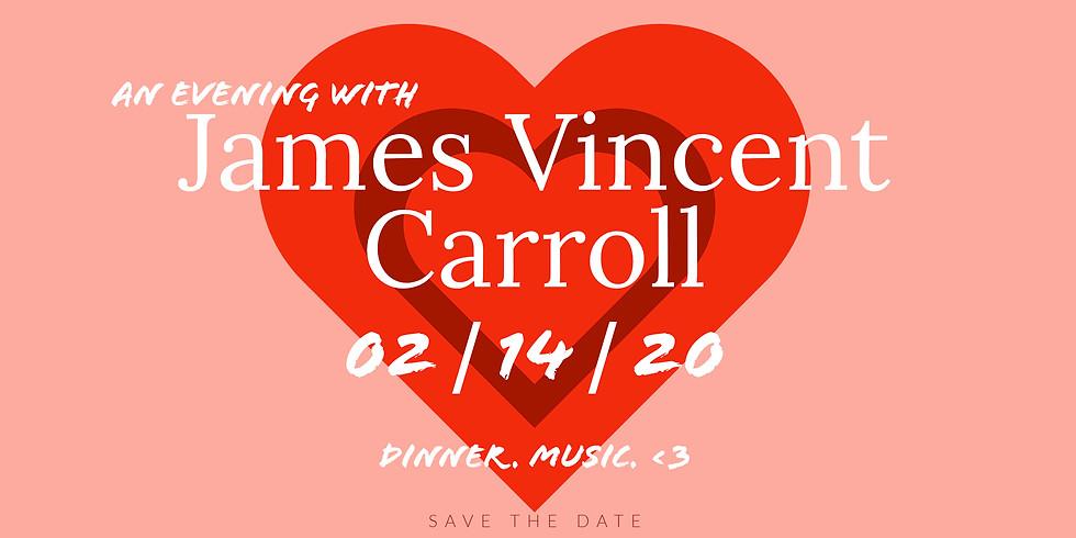 An Evening with JVC (Valentine's Dinner)