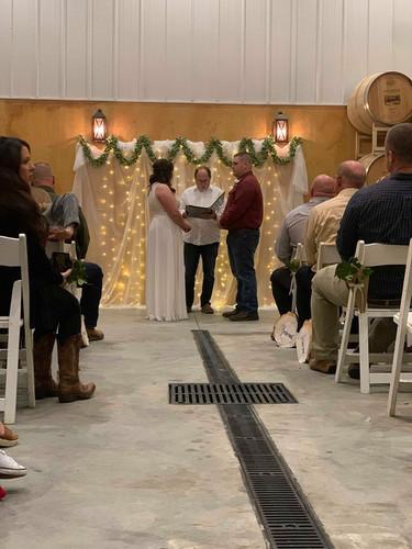 Barringer Marriage