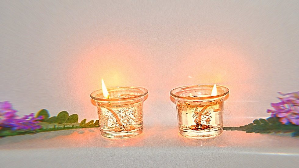 Mini Candle Set (3pcs.)