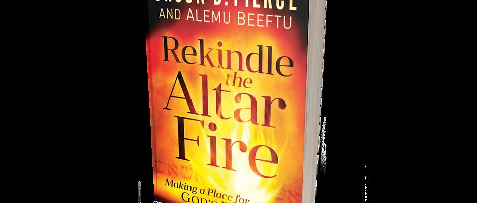 Rekindle the Altar Fire (Paper Back)
