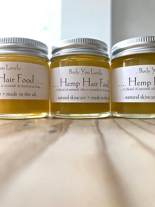 Hemp Hair Food