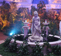 The Living Fountain, Indoor Themed