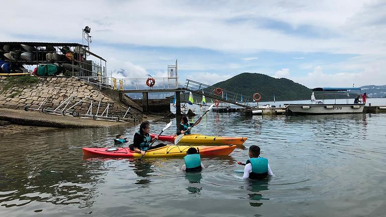 D sqn 17-18 July 2021 Weekend Training - Water activities