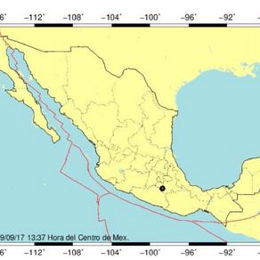 Sismo Puebla-Morelos (19/09/2017 M.7.1)