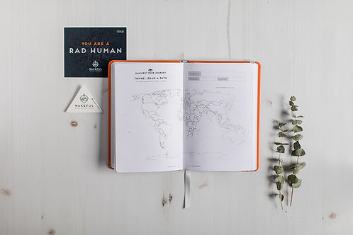 Wakeful Travel Journal