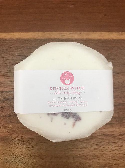Lilith Bath Bomb