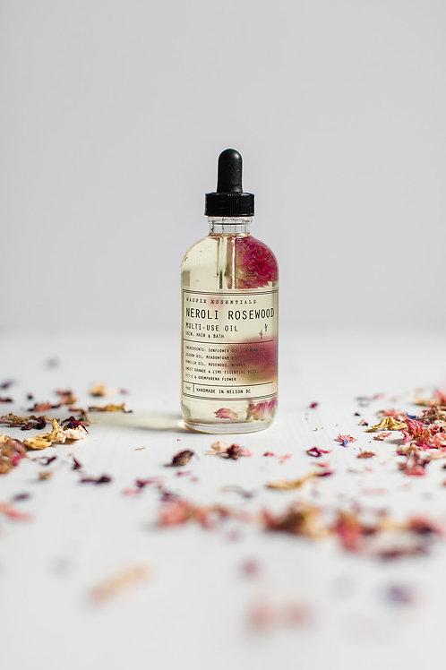 Neroli + Rosewood Multi-use Oil