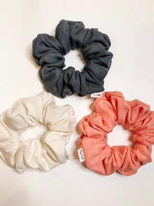 Jersey Cotton Scrunchies