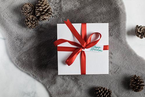 9x9 White Gift Box