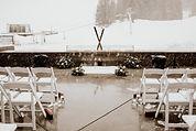 Winter Wedding The Josie Hotel Fresh Pho