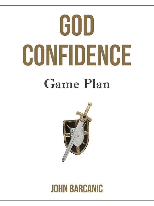God Confidence Game Plan
