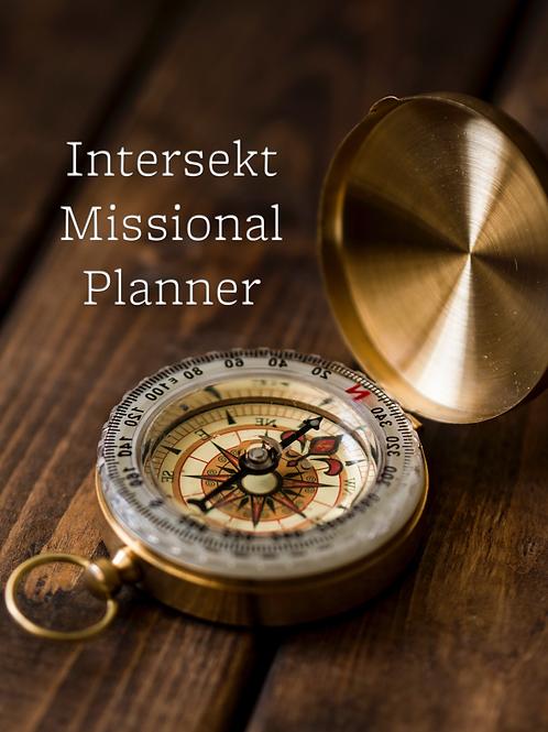 Intersekt Missional Planner
