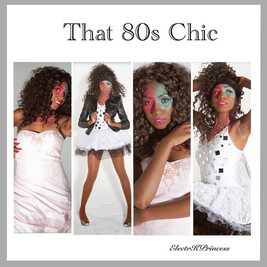 80s Chic Mixtape Exclusive Stream