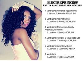 Vanity Lane: Reloaded Remixes