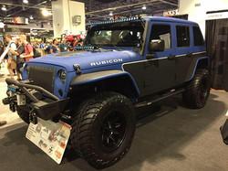 SEMA Jeep