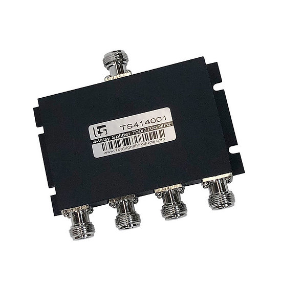 Top Signal 4-Way Splitter 700/2700 MHz