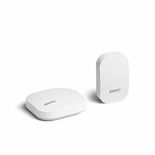 eero Pro mesh WiFi system (1 Pro + 1 Beacon)