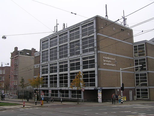Montessori Lyceum Amsterdam 1