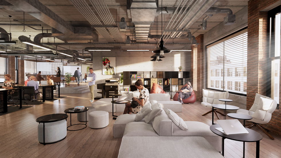 Coworking Centre