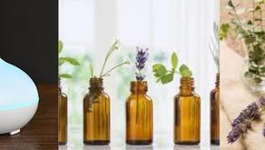 Essential Oils - DIY for Home Care