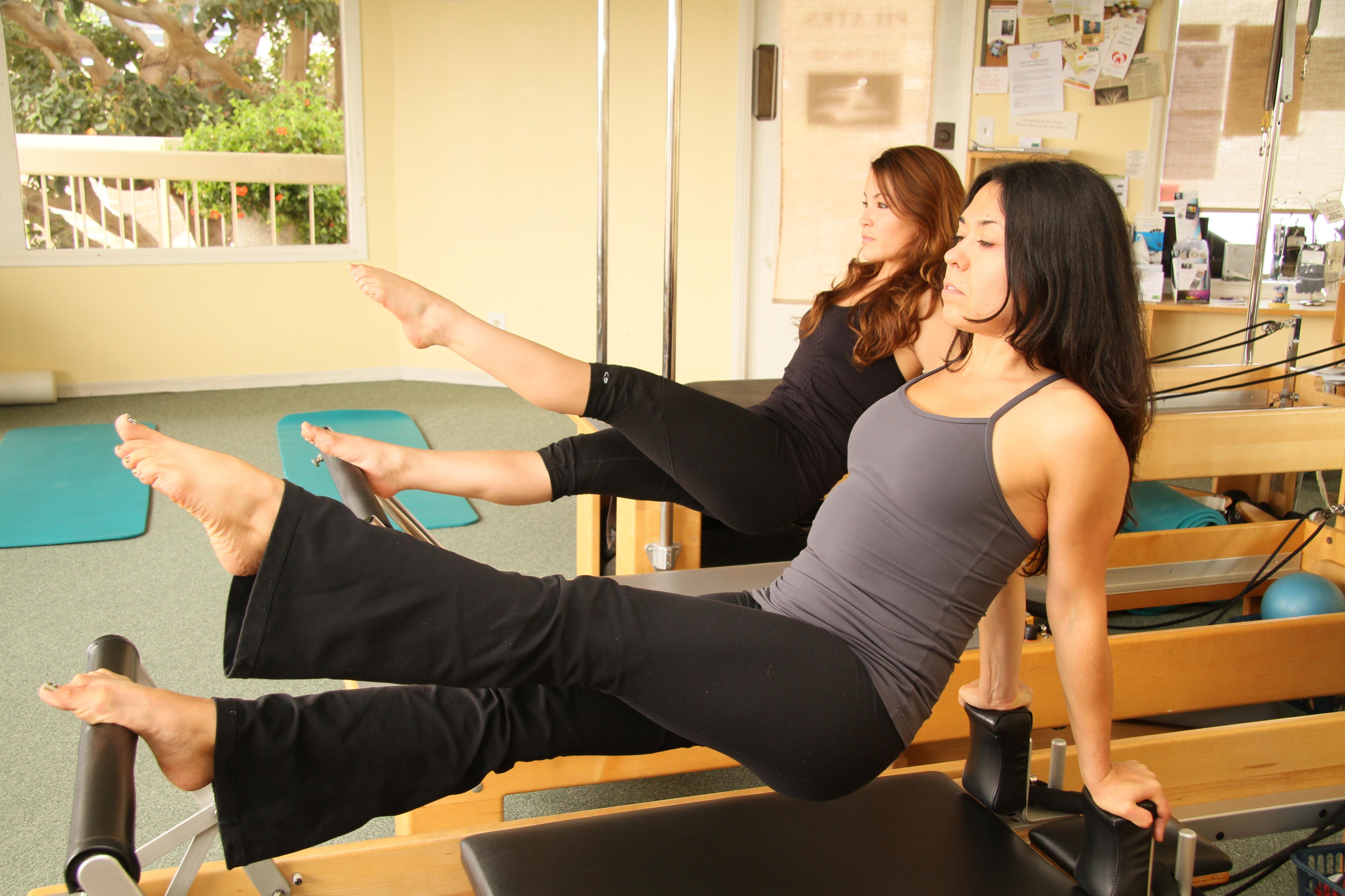 Pilates Semi Private