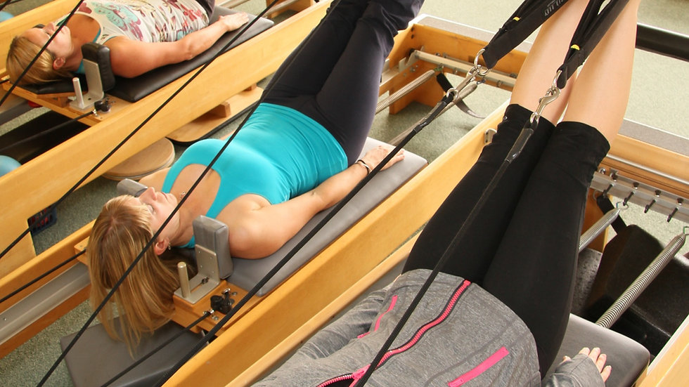 Pilates Group 4 sessions (in-studio)