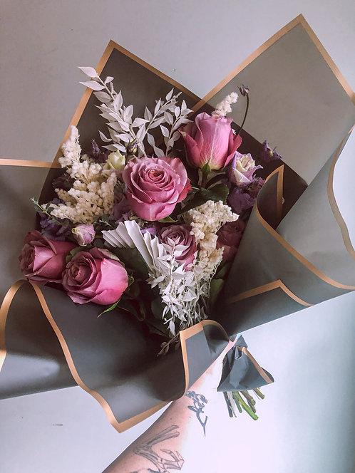Rose Wrap Bouquet