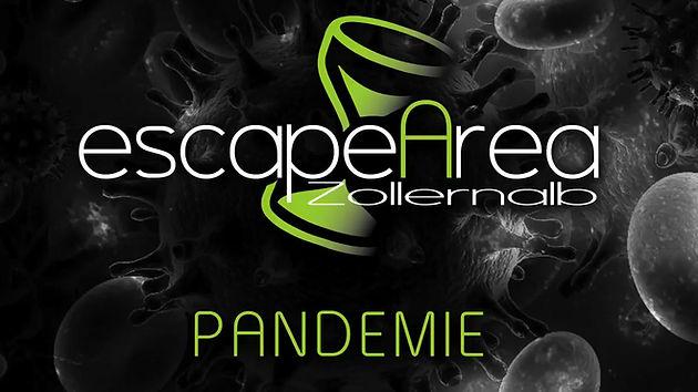 escapeArea Zollernalb-Pandemie-Intro