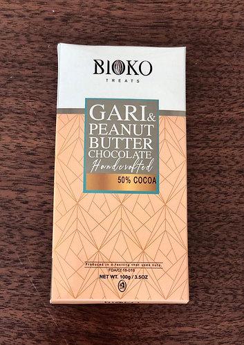 Gari & Peanut Butter