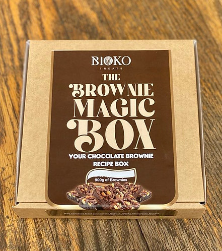 Brownie Magic Box