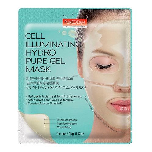 Purederm Cell Illuminating Mask Hydro Pure Gel x 1