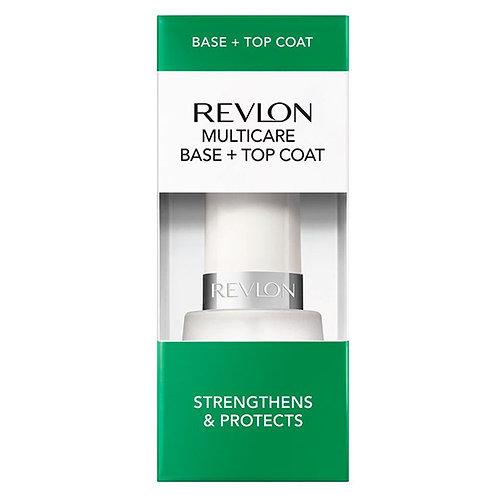 REVLON MULTICARE BASE + TOP COAT - Mutli-Care Base & Top Coat