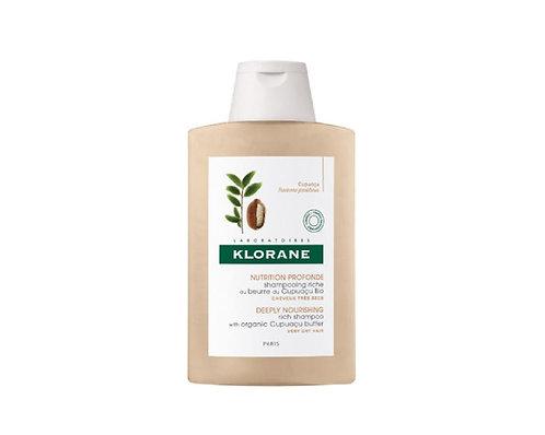 Klorane Shampoo Nutritivo Manteca de Cupuacu x 200ml