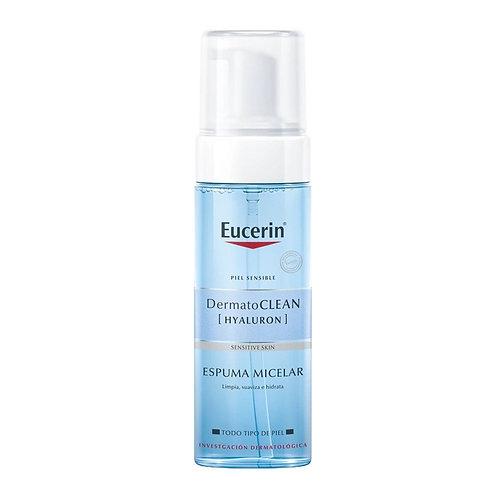 Eucerin Dermatoclean Espuma Micelar x150ml