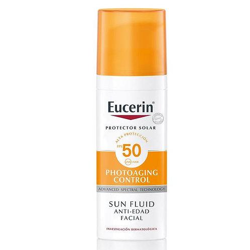 Eucerin Protector Solar x 50ml Fps50 Anti-Edad