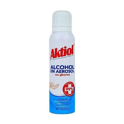 Aktiol Alcohol en Aerosol x 143ml